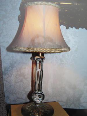 lampbase and shade