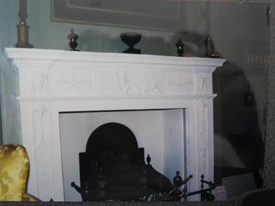 surround, fireplace