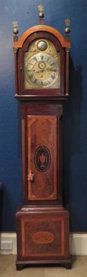 clock, longcase