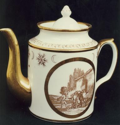 service, tea