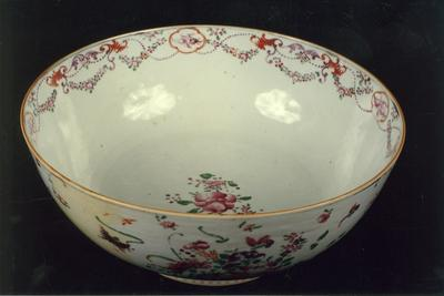 bowl, punch