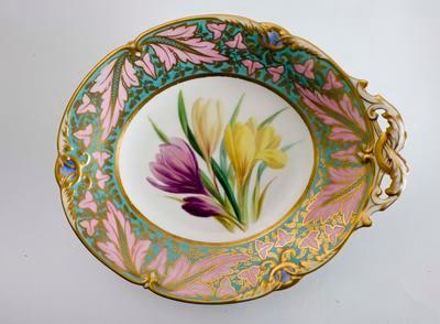 plate, dessert; A0370.2