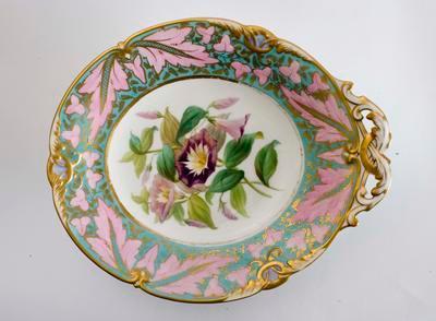 plate, dessert; A0370.3