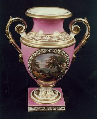 vase; Circa 1785; A0454.1