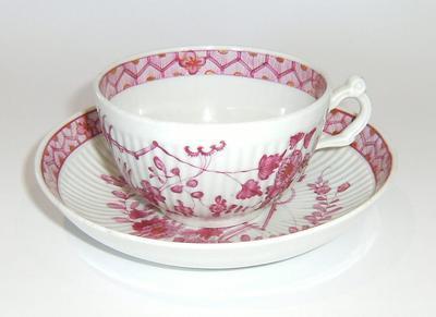 cup, tea and saucer