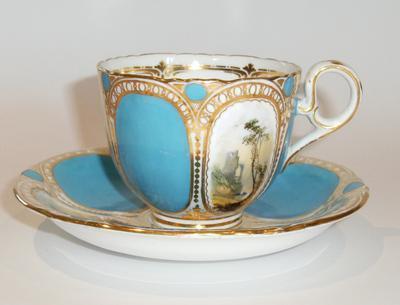 cup, saucer