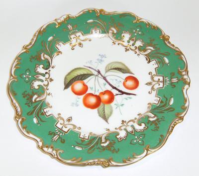 plate, dessert
