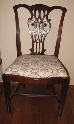 chair, dining (pair)