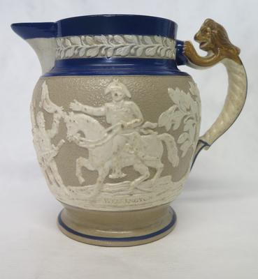 jug, commemorative; A1353