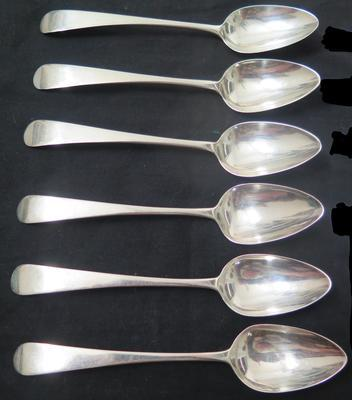 spoon, dessert