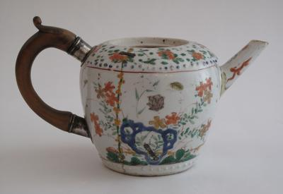 pot, tea