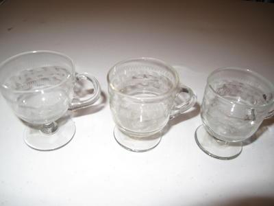 cup, custard